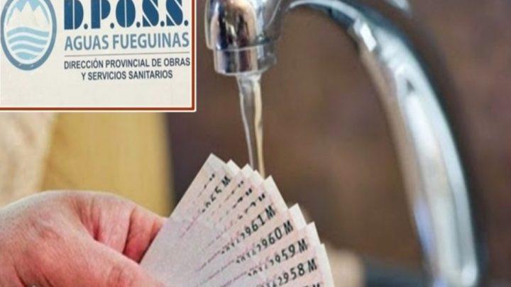 La DPOSS confirmo el tarifazo del 140% para Ushuaia y Tolhuin