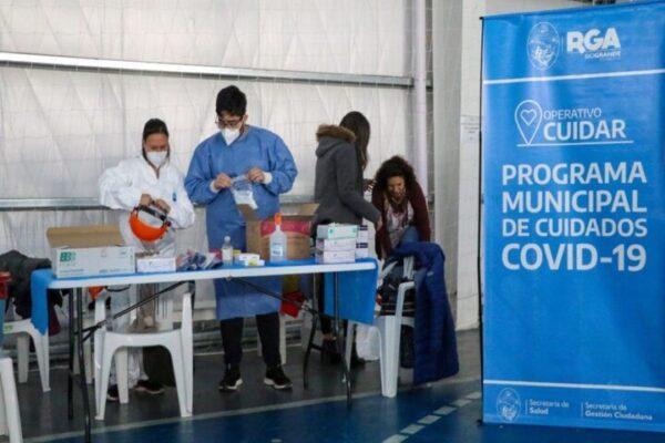 Testeos masivos en Río Grande: 24 resultados positivos de 197 hisopados