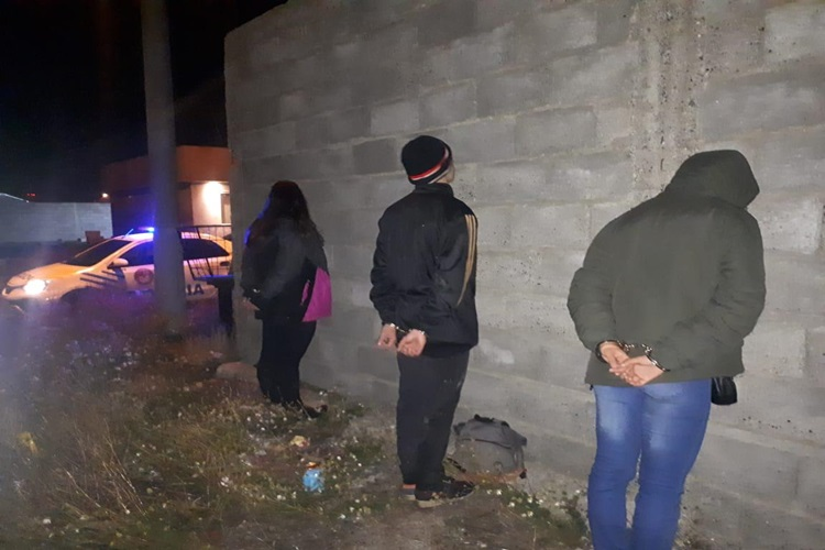 Ocho detenidos en la madrugada por violar el DNU