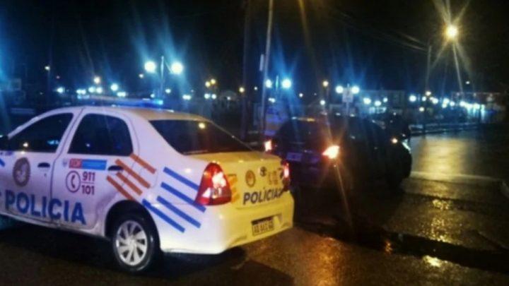 Choque entre un Fiat y un Peugeot con una mujer lesionada y el vehiculo incautado
