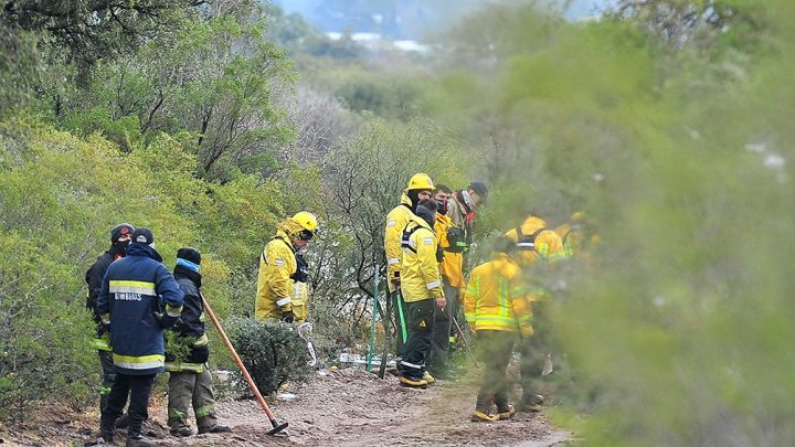 Continúan los rastrillajes en búsqueda de Guadalupe Lucero en San Luis