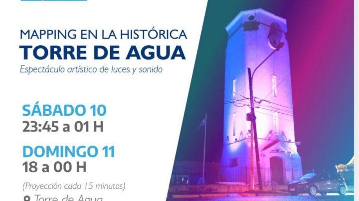 Por Primera Vez, Un Espectáculo De Mapping En Río Grande