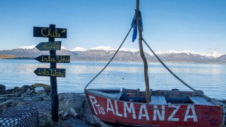 La Campaña De Vacunación En Puerto Almanza, El Pueblo Más Austral Del País