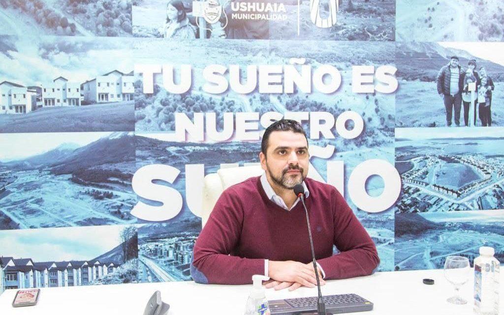 """VUOTO: """"TENEMOS EL ENORME DESAFÍO DE CONSTRUIR 1600 VIVIENDAS EN LOS PRÓXIMOS AÑOS"""""""