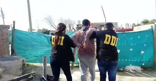 Cayó asesino que acribilló a hombre a balazos en cancha de vóley