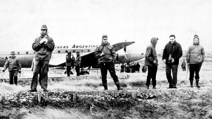 Operativo Cóndor: la recuperación simbólica de Malvinas por un grupo de militantes