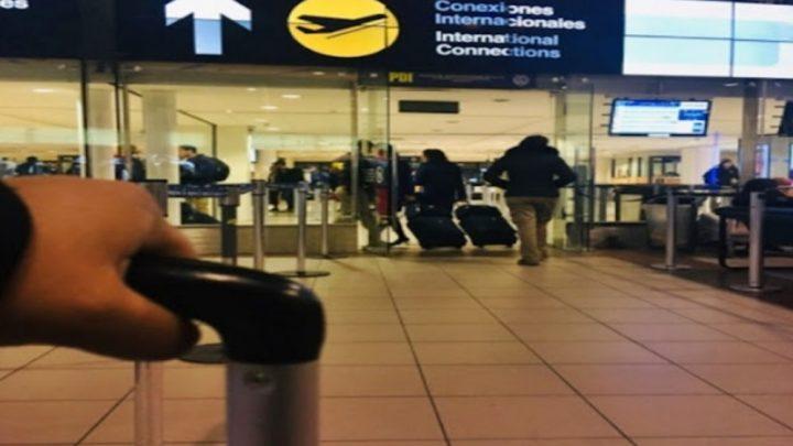 Migraciones: confirman que Chile solo permitirá ingreso de turistas extranjeros por vía aérea