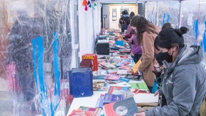Se viene la 26° liberación masiva de libros en Ushuaia