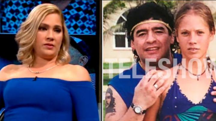 """Mavys Álvarez, la novia cubana de Diego Maradona, habló por primera vez: """"No podía decirle que no"""""""