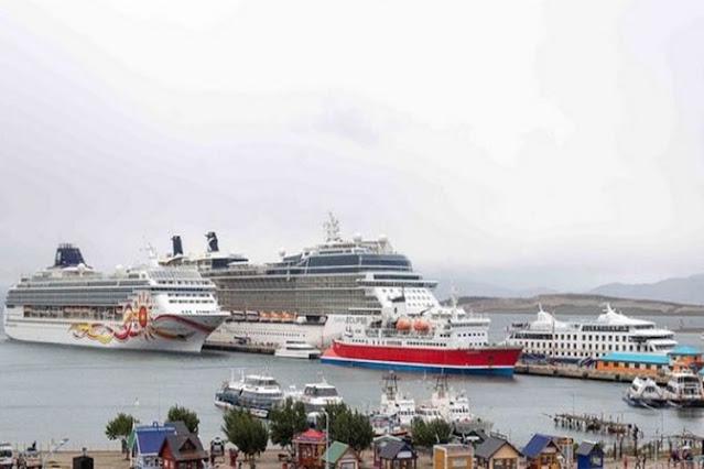 Empresa de cruceros abandona Ushuaia y muda sus operaciones a Puerto Willians y Punta Arenas