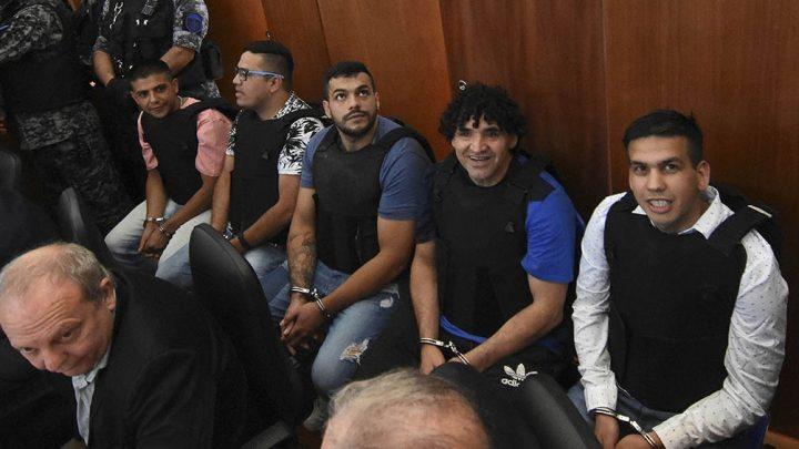 Tras el pedido de 24 años de prisión para Cantero, alegan las defensas de «Los Monos»