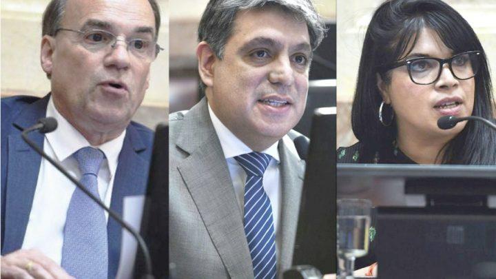 Fuerte y unánime defensa de los senadores fueguinos ante la pretensión del gobierno chileno