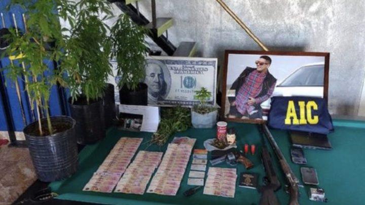 Mandaba droga a Ushuaia: capturaron a importante narco rosarino
