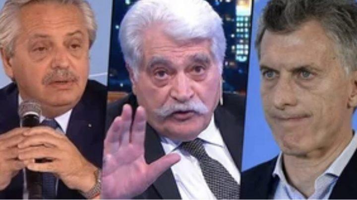 Jorge Asís advirtió que el macrismo y los medios buscan voltear a Alberto Fernández