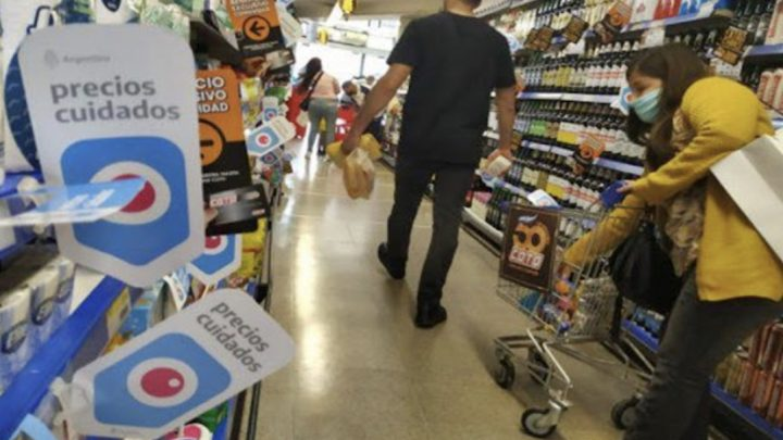 Los precios de 1247 productos de consumo masivo se mantendrán congelados por 90 días