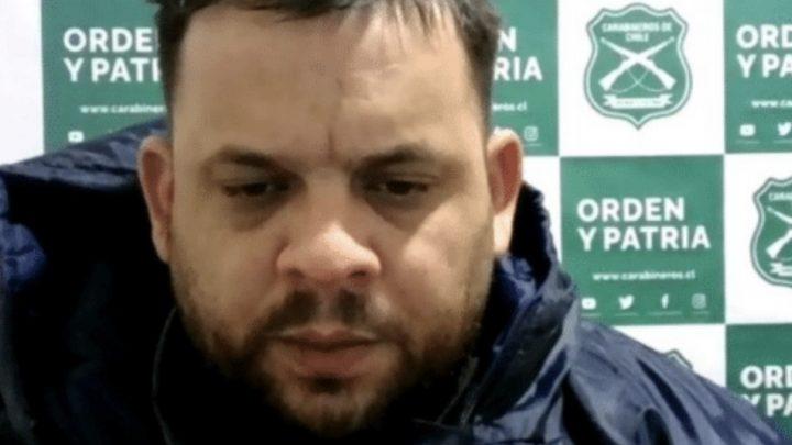 PTA. ARENAS: Camionero argentino fue detenido en la frontera portando un arma y municiones