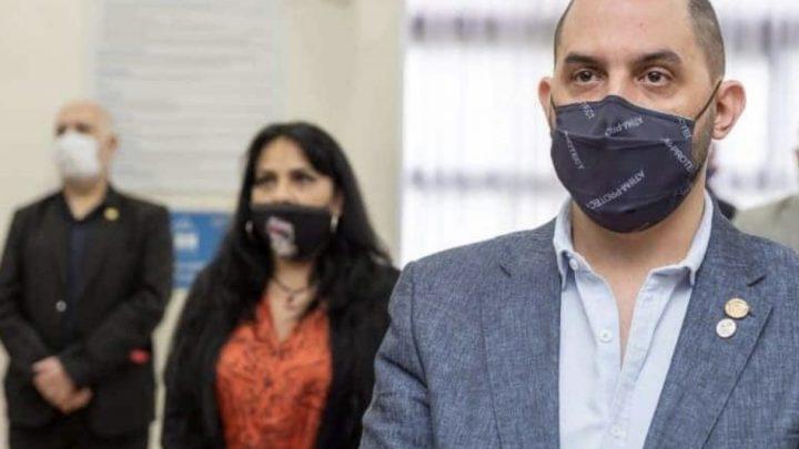 """Greve rechazó las críticas de Stefani a la prórroga del subrégimen: """"Son las clásicas mentiras de campaña"""""""